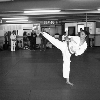 thesis on karate Below is an essay on karate kid from anti essays, your source for research papers, essays, and term paper examples karate kid (past) vs karate kid (present) wax on, wax off, is a saying made famous by a movie that came out in 1984, the karate kid.
