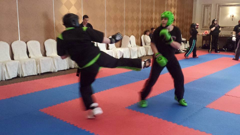 Kenpo black belt thesis